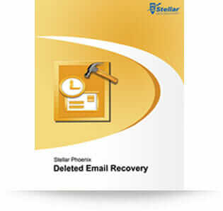Stellar Deleted email recovery software