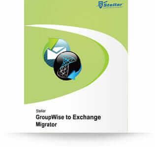 Stellar GroupWise to Exchange Migrator