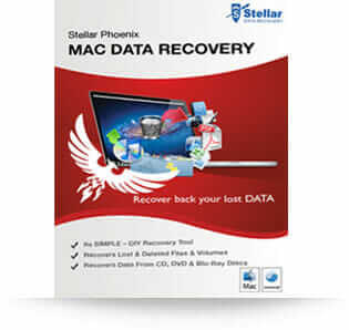 Stellar Mac Recovery software on Windows