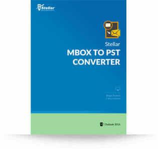 Stellar MBOX to PST Converter