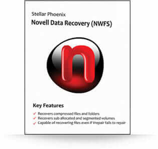 Stellar Novell Data Recovery (NWFS) software