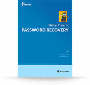 Stellar Windows Password Recovery software