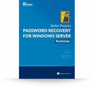 Stellar Server Password Recovery software